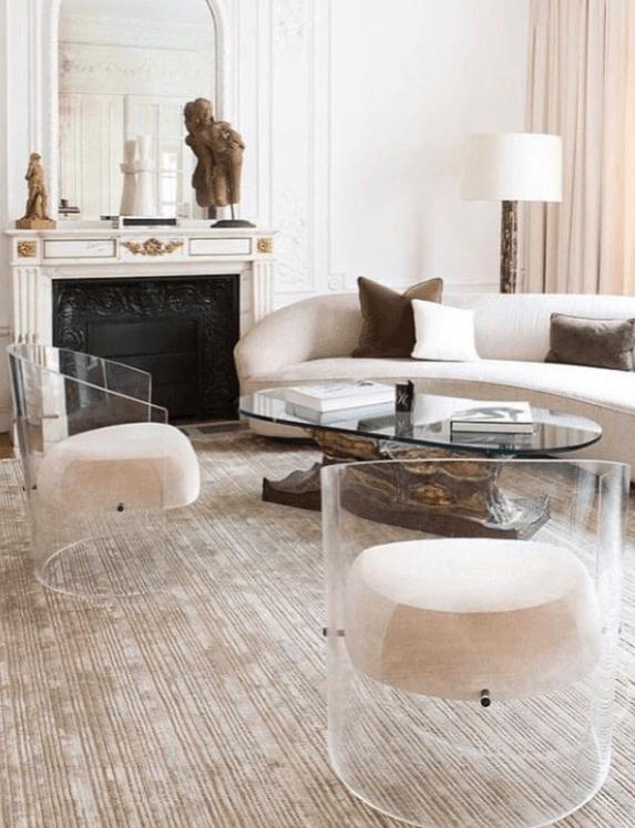 Chahan Minassian's Parisian apartment
